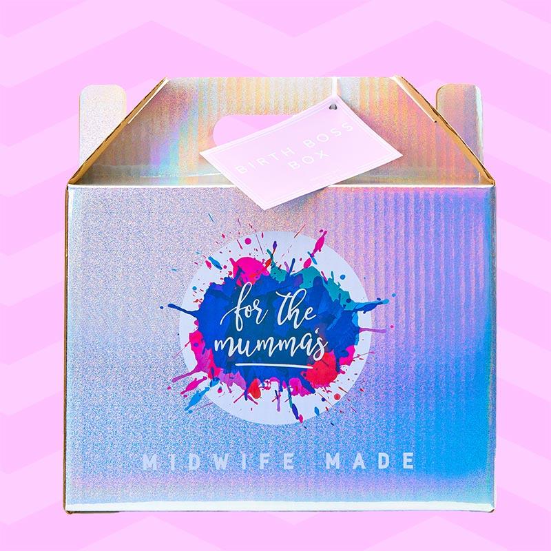 Birth Boss Gift Box