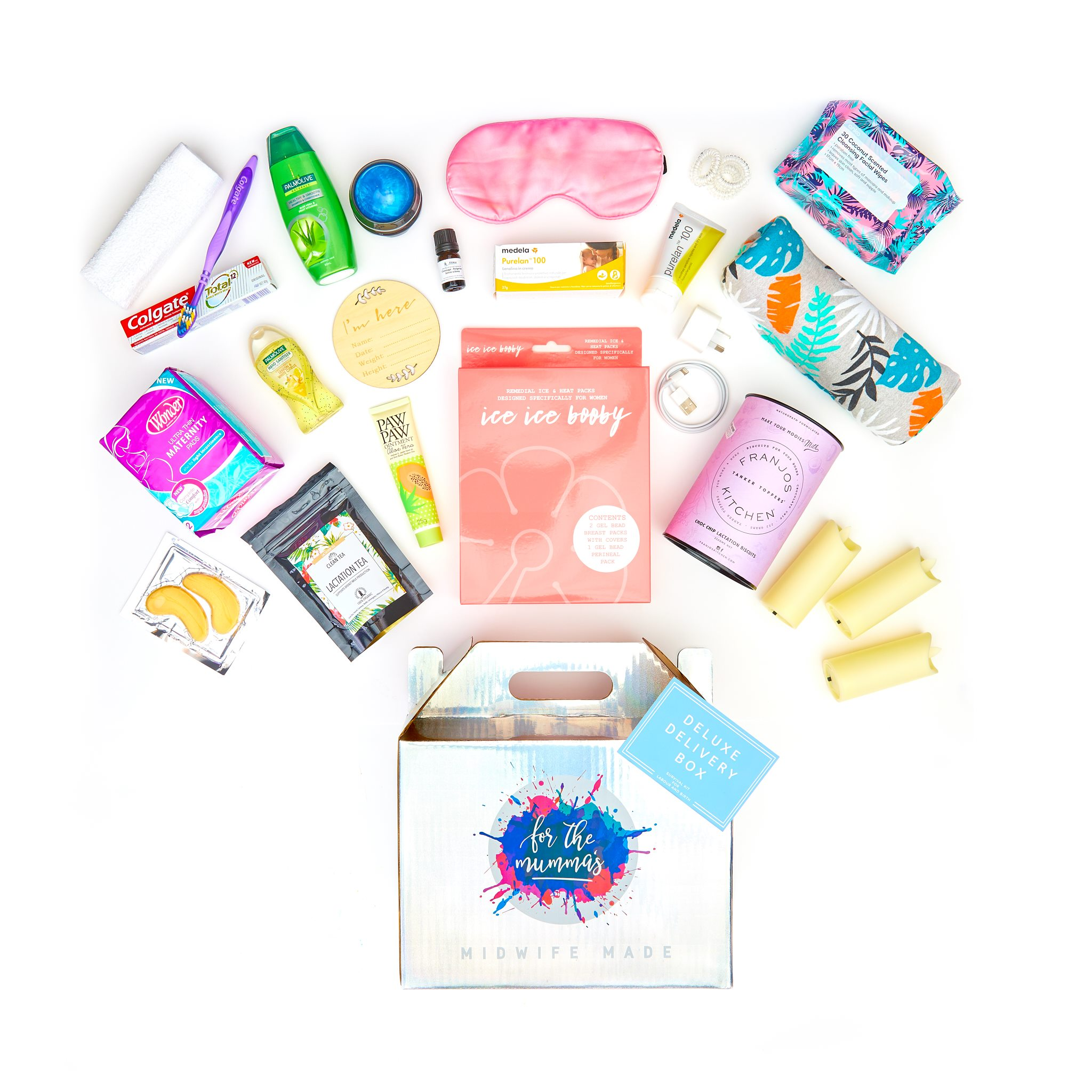 Deluxe Delivery Gift Box
